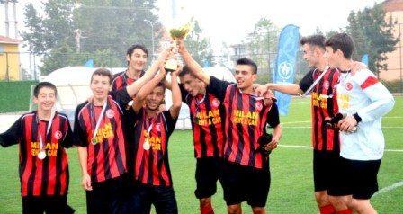Dalaman Ortaca Spor Kulübü Türkiye şampiyonu