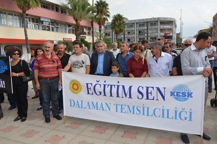 Eğitim-Sen'den Ankara'da ki saldırı ile ilgili basın açıklaması