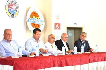 CHP Dalaman Teşkilatı'ndan Bilgilendirme Toplantısı