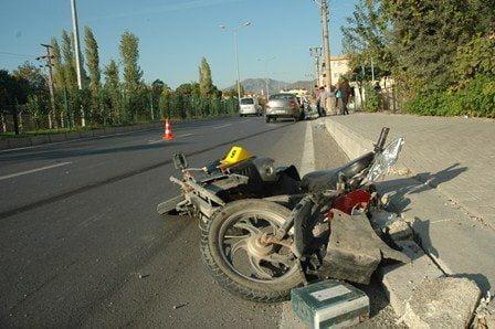 Dalaman'da feci kaza : 1 ölü