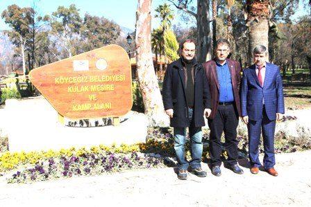 AK Parti ile Köyceğiz'in Çehresi Değişiyor