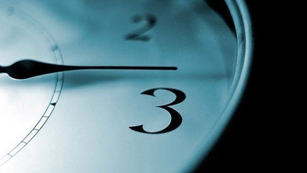 Saatlerinizi ileri almayı  unutmayın..