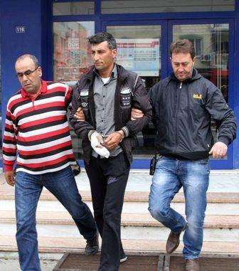 Ortaca'da hırsızlık zanlısı 2 kişi tutuklandı