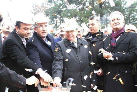 Vali Çiçek, Ortaokul temeli attı
