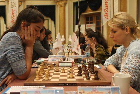 Türkiye Kadınlar Satranç Şampiyonası Başladı
