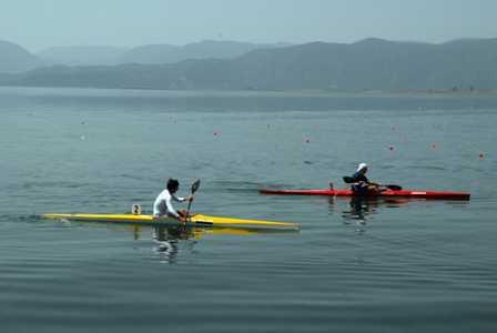 Kano Milli Takım seçme yarışları Köyceğiz'de