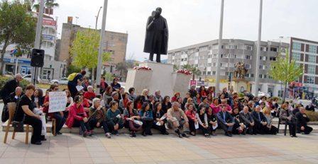 Ortaca'da8 Mart Dünya Emekçi Kadınlar Günü etkinliği