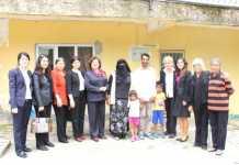 Suriyeli Ailelere Kandil ziyareti