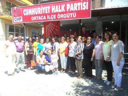CHP'de gündem değerlendirmesi