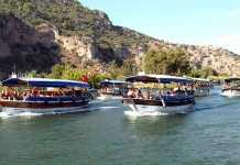 Köyceğiz Gölü ve Dalyan Kanallarının korunması ve tekne trafiği