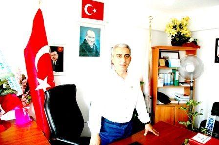 Dalaman AK Parti'de  Karakuş dönemi