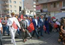 29 Ekim Cumhuriyet Bayramı Şenlikleri  başladı