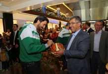 Milletvekili Öztürk'ten  Muğla Ormanspor'a Anlamlı Destek