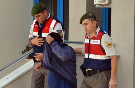 Polisten kaçtı, Jandarma yakaladı