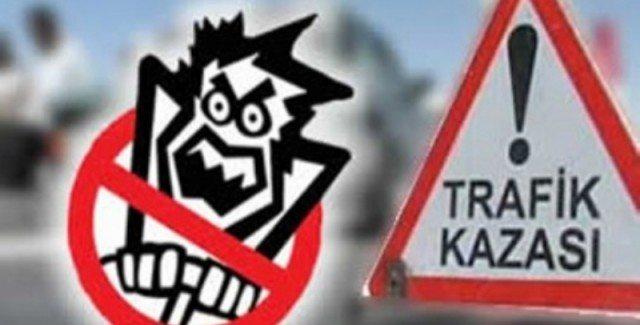 Dalaman'da Trafik Kazası