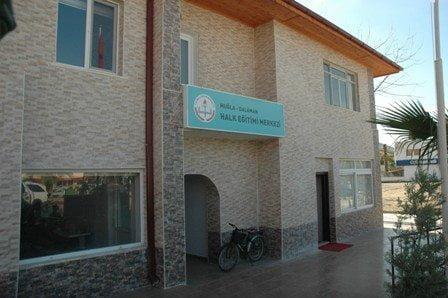 Dalaman Halk Eğitim Müdürlüğü yeni yerinde