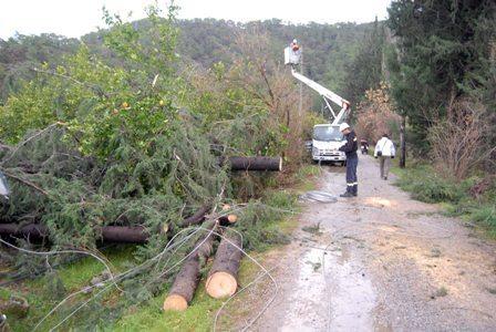 OMR 0209 - Fırtına ve yağmur yaşamı olumsuz etkiliyor
