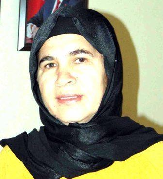 AK Parti Dalaman Kadın Kollarında görev değişikliği