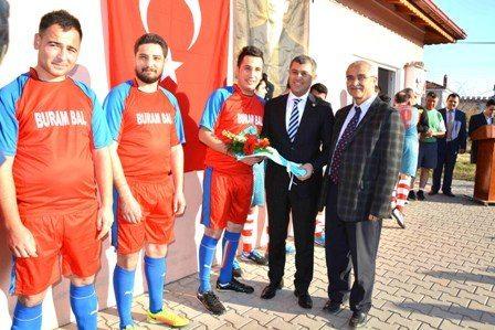 Dalaman Cumhuriyet Kupası başladı