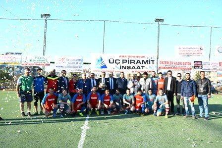 DSC 2864 - Dalaman Cumhuriyet Kupası başladı