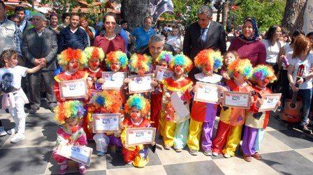 23 NISAN 2017 47 - Dalaman Belediyesi'nden muhteşem kutlama