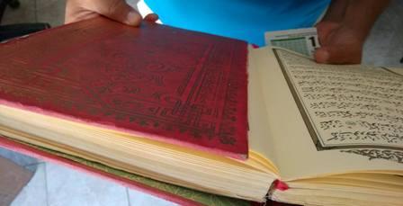 """Kur'an kurslarına bağış"""" dolandırıcılığı iddiası"""