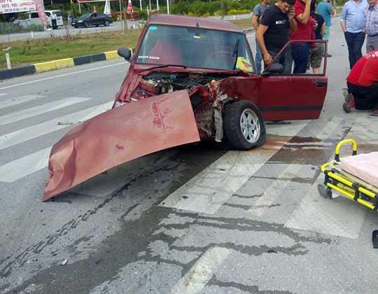 18787913 10213276862380513 1885225328 n - Dalaman'da trafik kazası, 3 yaralı