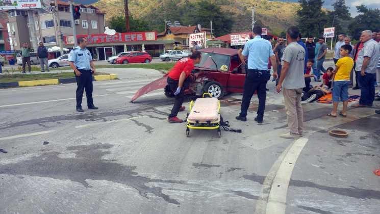 18789983 10213276862460515 1675530846 o - Dalaman'da trafik kazası, 3 yaralı