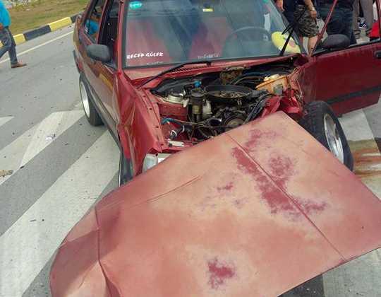 18815936 10213276862900526 1675289844 n - Dalaman'da trafik kazası, 3 yaralı