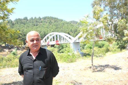 2 - Köprünün iki yakasından gelenler şenlikte buluştu