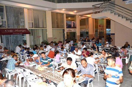 Dalaman Belediyesi'nden dolu dolu iftar programı