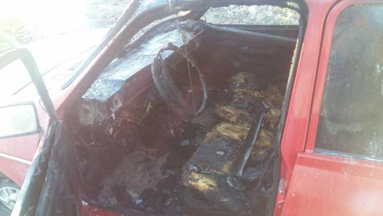 8d81e5a3 6d7c 4d21 bac9 d34c5eb37454 - Pansuman için geldi  arabası yandı