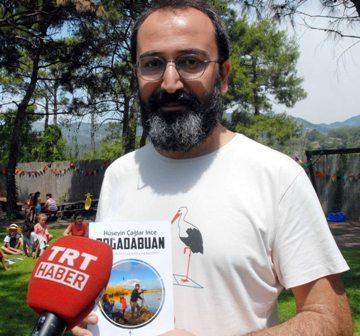 Biyomuhendis Huseyin Caglar Ince - Hilton'dan çevre etkinliği