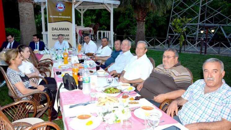 DSC 7715 - Kaymakam Güldoğan Dalaman Muhtarlarını ağırladı