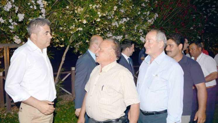 DSC 7722 - Kaymakam Güldoğan Dalaman Muhtarlarını ağırladı
