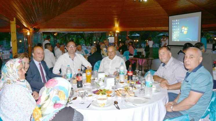 DSC 7731 - Dalaman İş Adamlarından  Şehit ve Gazi yakınlarına iftar yemeği