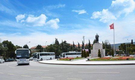 Milas ve Datcadan Havaalanina Seferler Basladi 1 - Dalaman Havaalanına seferler başladı