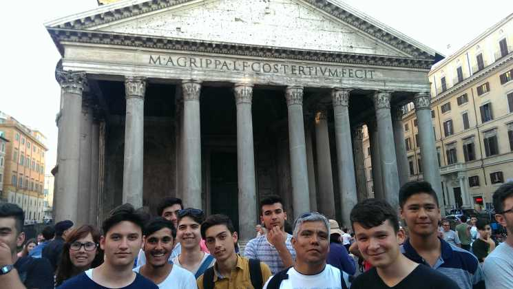 aa 1 - Öğrencilere İtalya'da denizcilik eğitimi