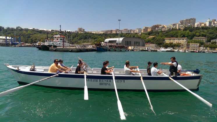 aa 4 - Öğrencilere İtalya'da denizcilik eğitimi