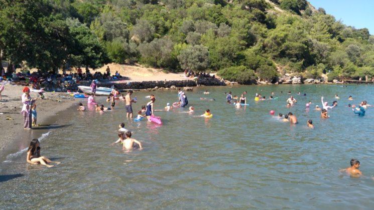 IMG 20170709 162537 - Sarsala ve Kaplıca'ya yoğun ilgi