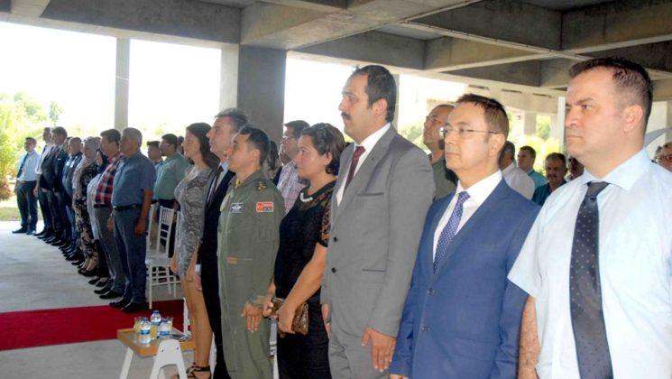 OMR 0022 - Uluslar arası uçuş okulu Dalaman'da açıldı