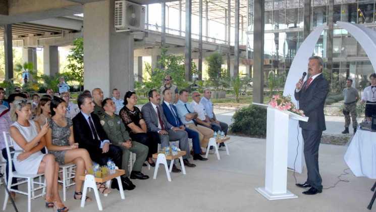 OMR 0035 - Uluslar arası uçuş okulu Dalaman'da açıldı