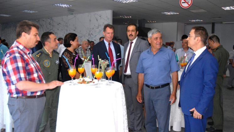 OMR 0055 - Uluslar arası uçuş okulu Dalaman'da açıldı