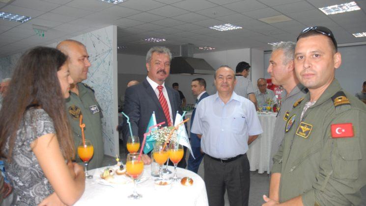 OMR 0058 - Uluslar arası uçuş okulu Dalaman'da açıldı