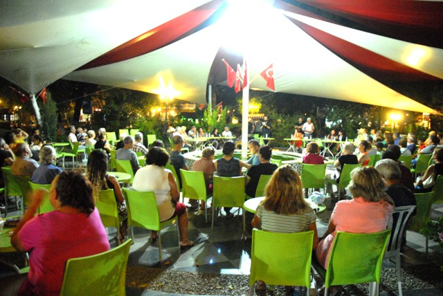 OMR 0033 - Dalaman'da Uluslararası Akdeniz Şiir Festivali