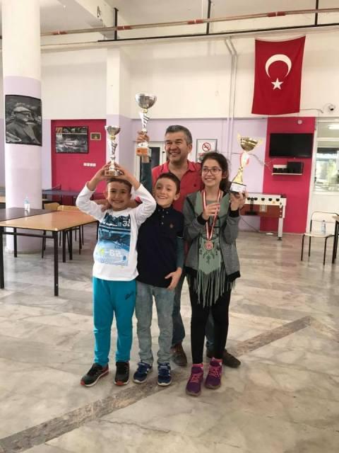 22308852 793171327520786 3720822507456915743 n - Ortaca Cumhuriyet Bayramı  Satranç Turnuvası sona erdi