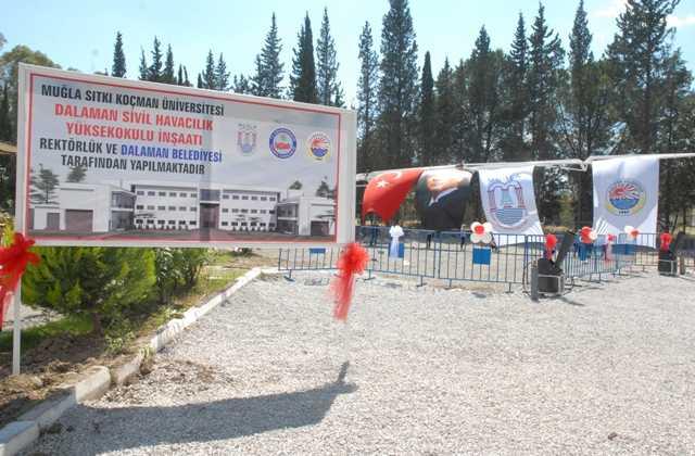 OMR 0056 - Dalaman Sivil Havacılık  Yüksekokulu için 2 milyon lira ödenek