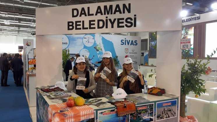 "24899885 2246483598911705 3290001150901327340 n - Dalaman, ""Travel Turkey İzmir"" fuarında"