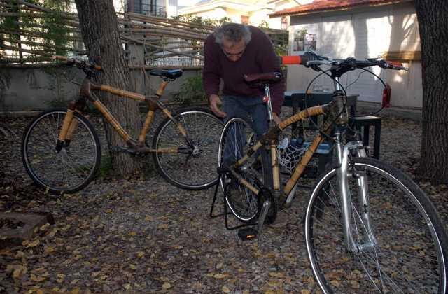 OMR 0049 - Bu bisikletler el yapımı, kişiye özel