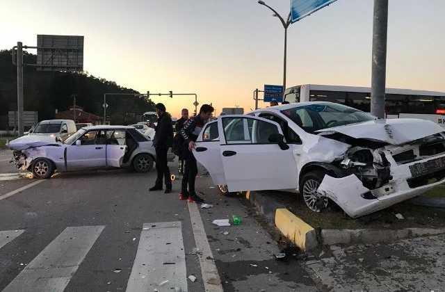 1 6 - Dalaman'da trafik kazası
